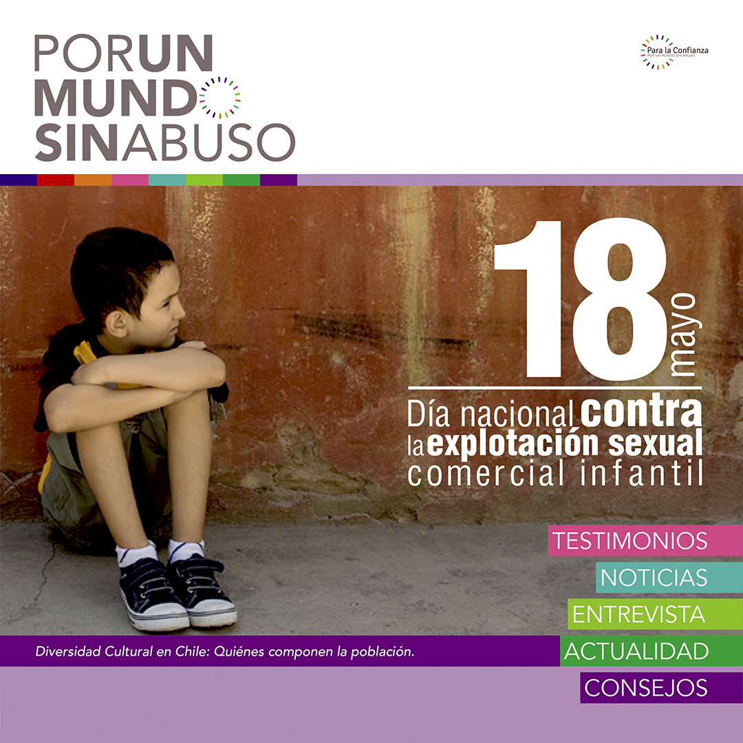 Revista #PorUnMundoSinAbuso