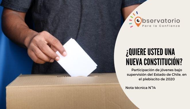 Constitución, plebisicto 2020