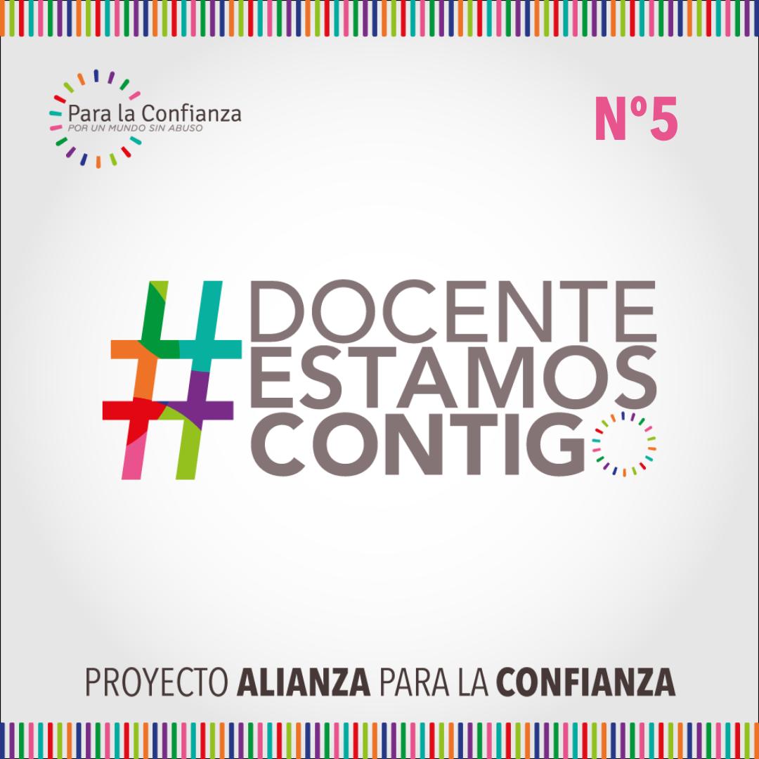 Imagen Kit 5 DocenteEstamosContigo - Fundación Para la Confianza